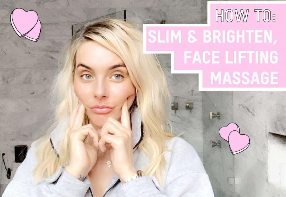 HOW TO GET RID OF THOSE JOWLS IN 5 MINUTES