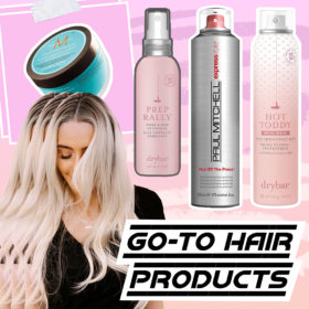 Must-Have Clips and Heat Protectant Tips From a Professional Hairstylist