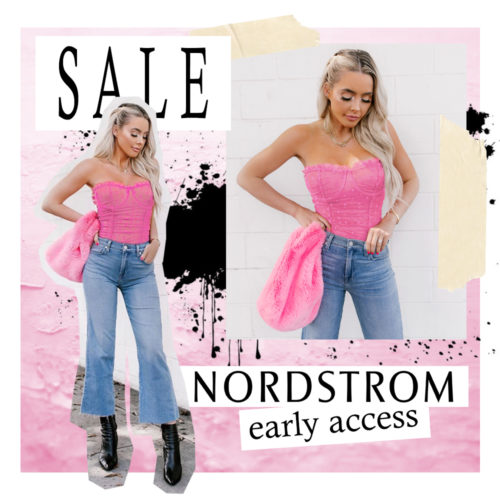 Early Access To The Nordstrom Sale