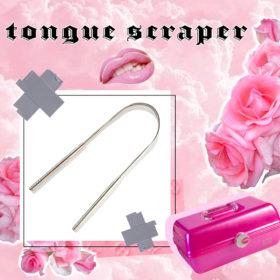 Bye Bye Bad Breath: Why Everyone Should Have a Tongue Scraper