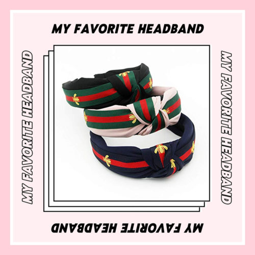 The Fake Gucci Headband You Need