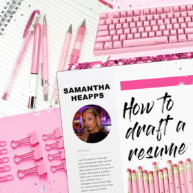 How to Write a Proper, Badass Resume