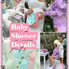 How To Throw A Pastel & Alligator Themed Baby Shower – Part 1