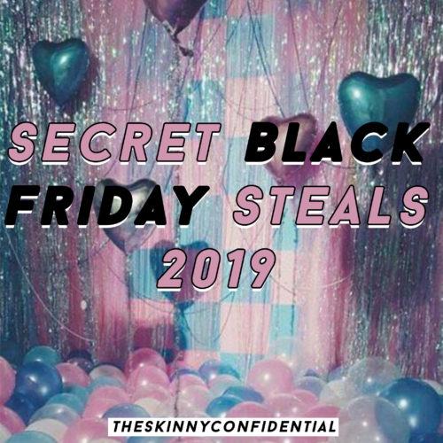 Secret Black Friday Steals