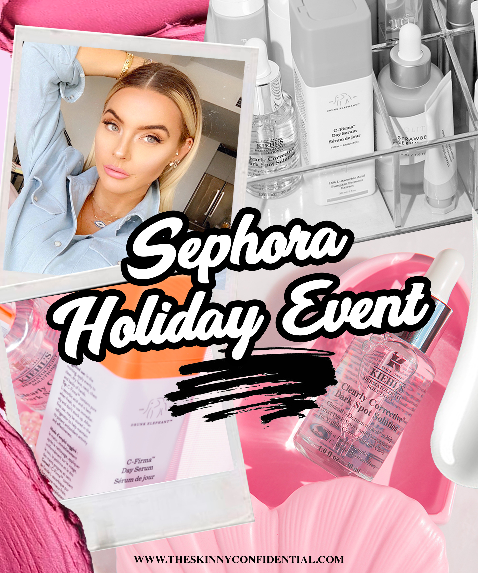 Pregnancy Mask Sucks, So Here's Some Tips and Tricks Using Products From The Sephora Holiday Bonus Event