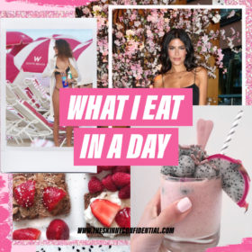 What a Registered Dietician Eats in a Day to Keep Things Right & Tight