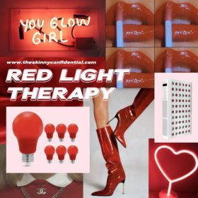 The Benefits of Red Light Therapy, Plus Why I'm Obsessed With Red Light Bulbs