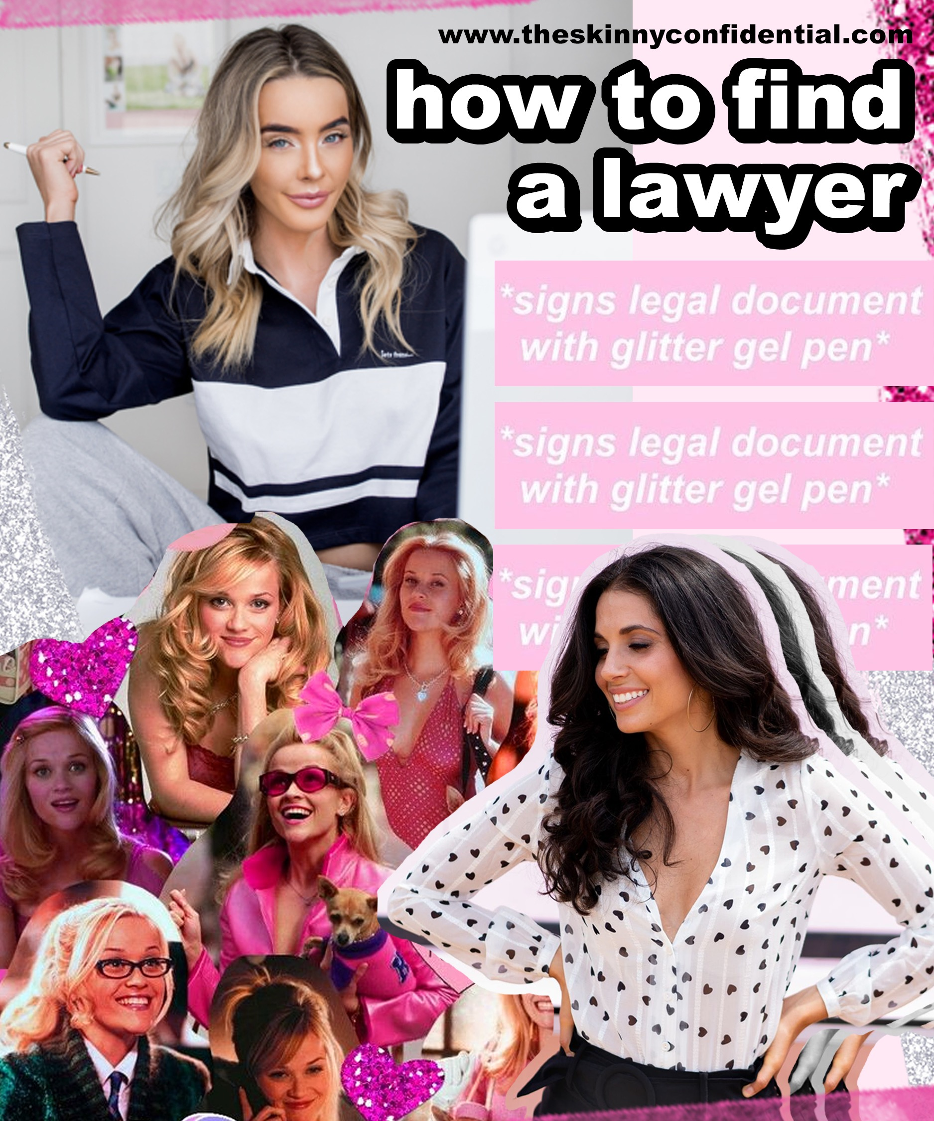 How To Find a Good Lawyer (For The Bossy Bitch)