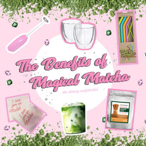 The Benefits of Magical Matcha