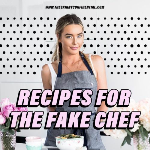 3 Easy Recipes For People Who Don't Cook