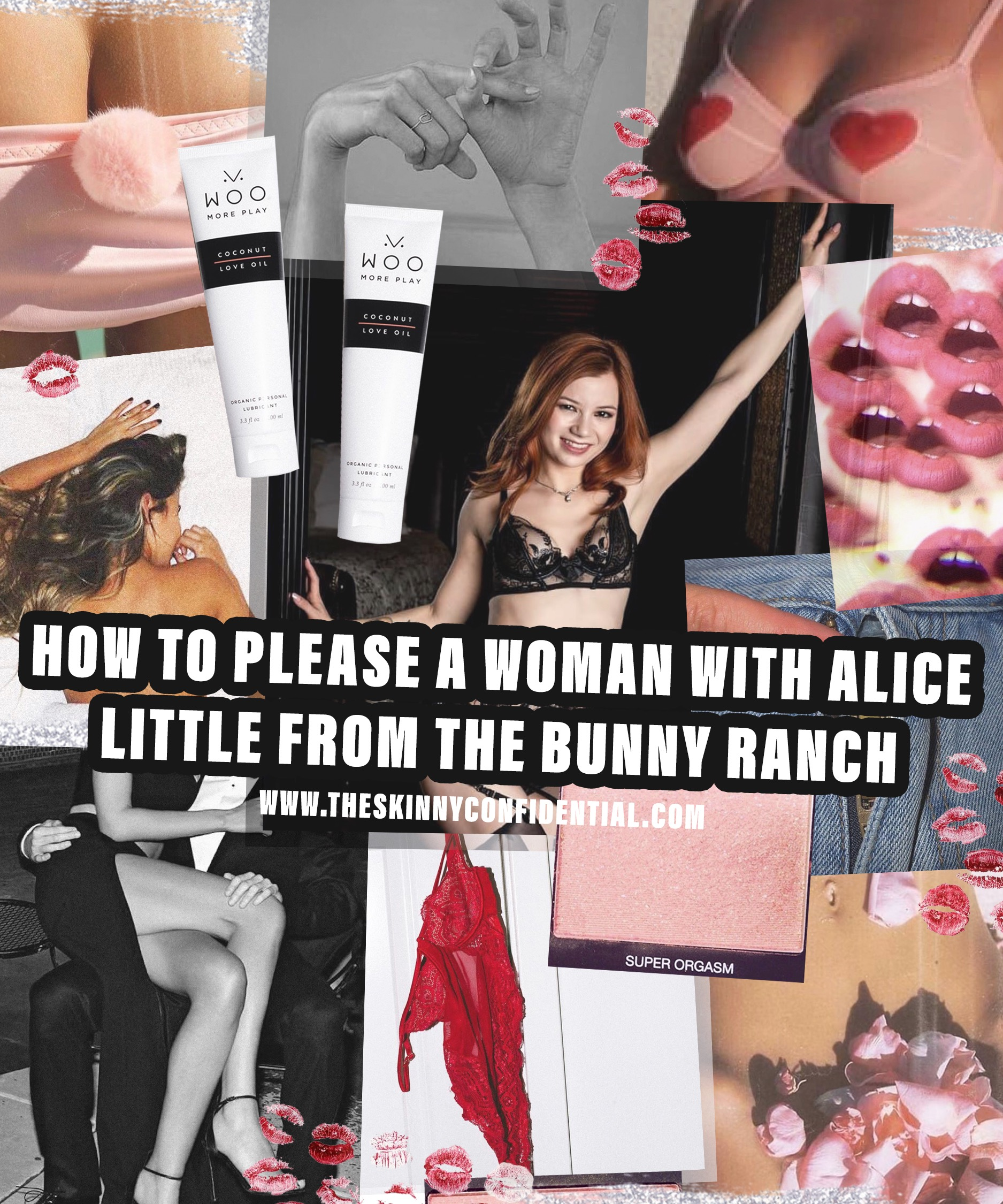Go Down On Her Like a Pro: Oral Sex Tips From The Bunny Ranch's Top Bunny