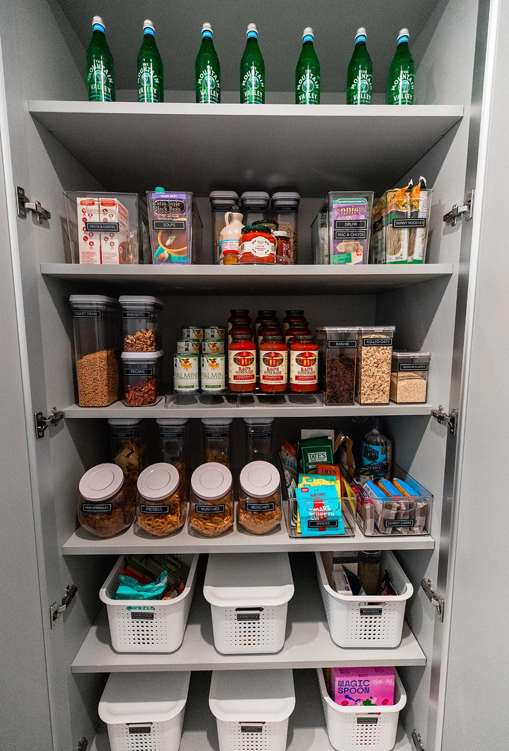 Dicas para organizar sua cozinha e despensa quando você está preso em casa 4