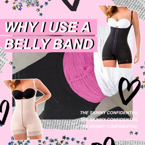 Why I Fuck With a Girdle, Belly Band & Belly Binding
