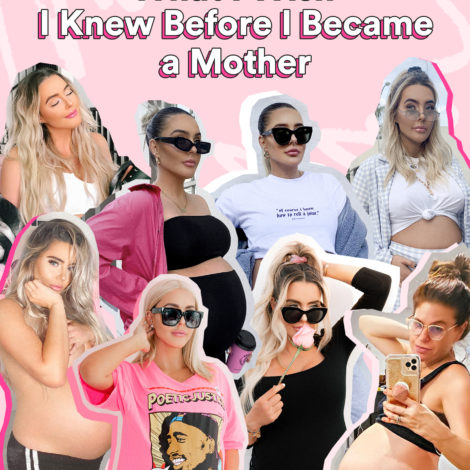 What I Wish I Knew Before I Became a Mother tsc blog graphic
