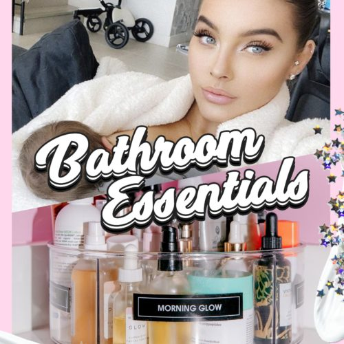 Pimp Out Your Bathroom On A Budget: All The Details You Need