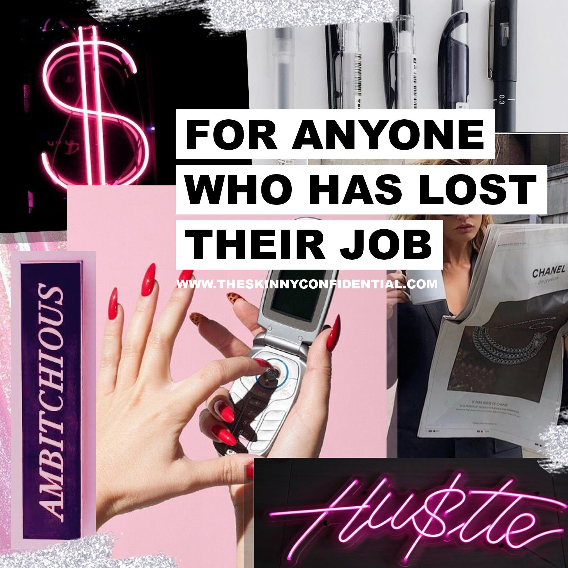 O que fazer se você perdeu o emprego 1