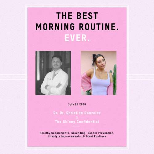 The Morning Routine a Doctor Swears By