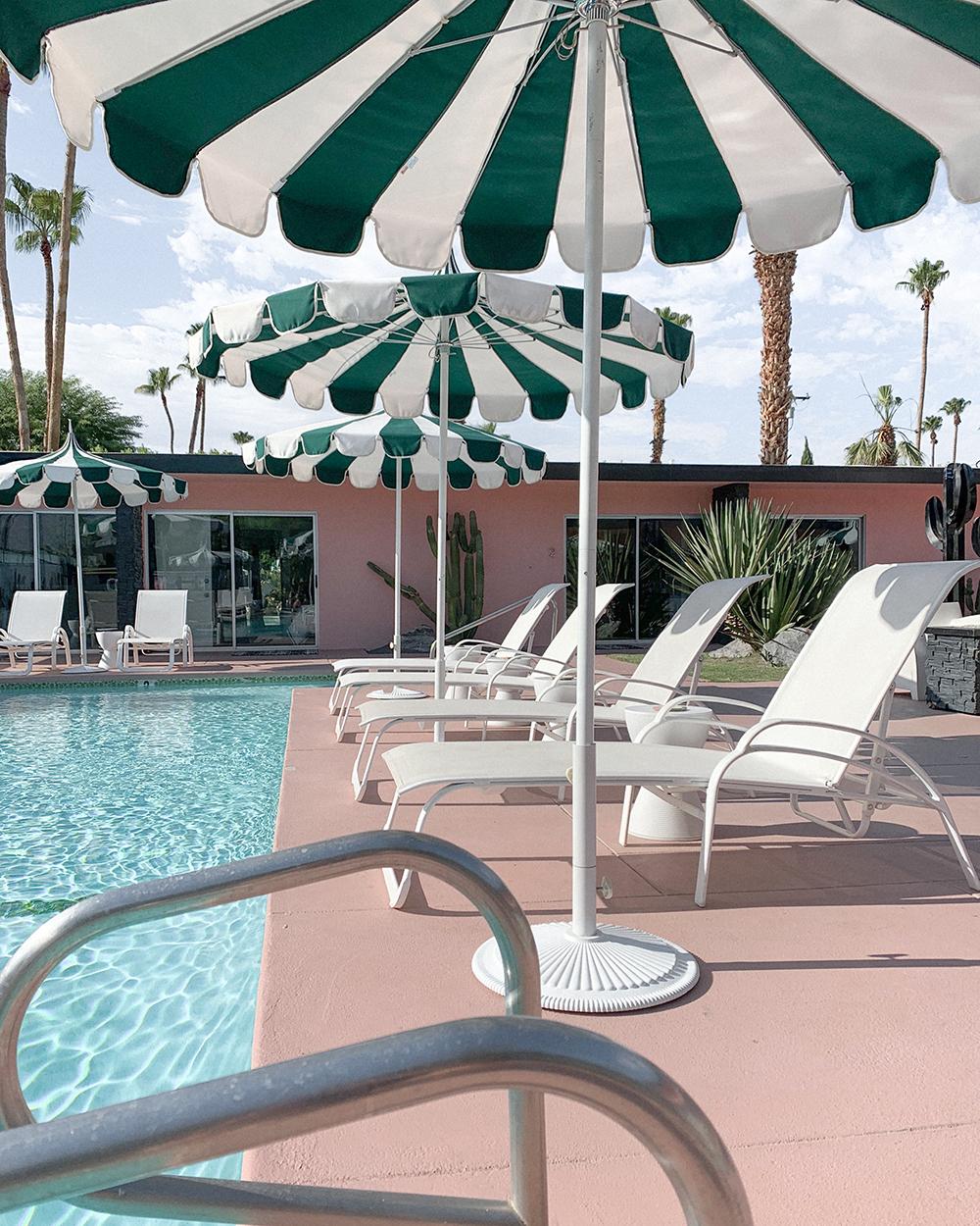 O hotel privado mais chique para você e seus amigos em Palm Springs 5