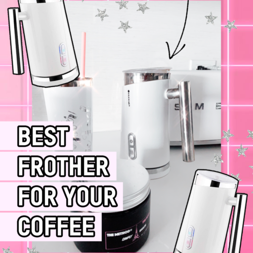 The 2 Best Frothers For Your Morning Coffee