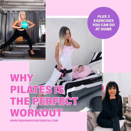 Why Pilates Is The Perfect Workout, Plus 3 Exercises You Can Do At Home