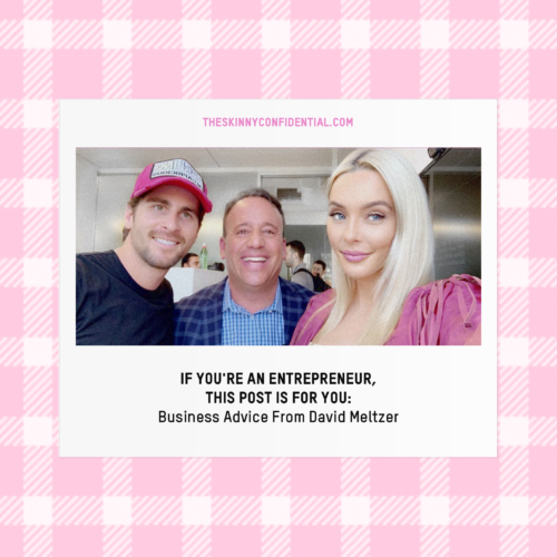 If You're An Entrepreneur, This Post Is For You: Business Advice From David Meltzer