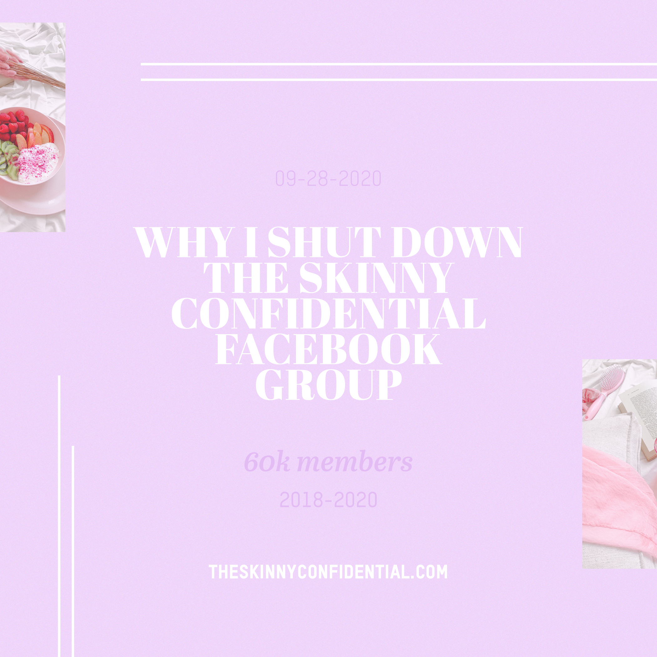 Why I Shut Down My Facebook Group With Over 60k Members