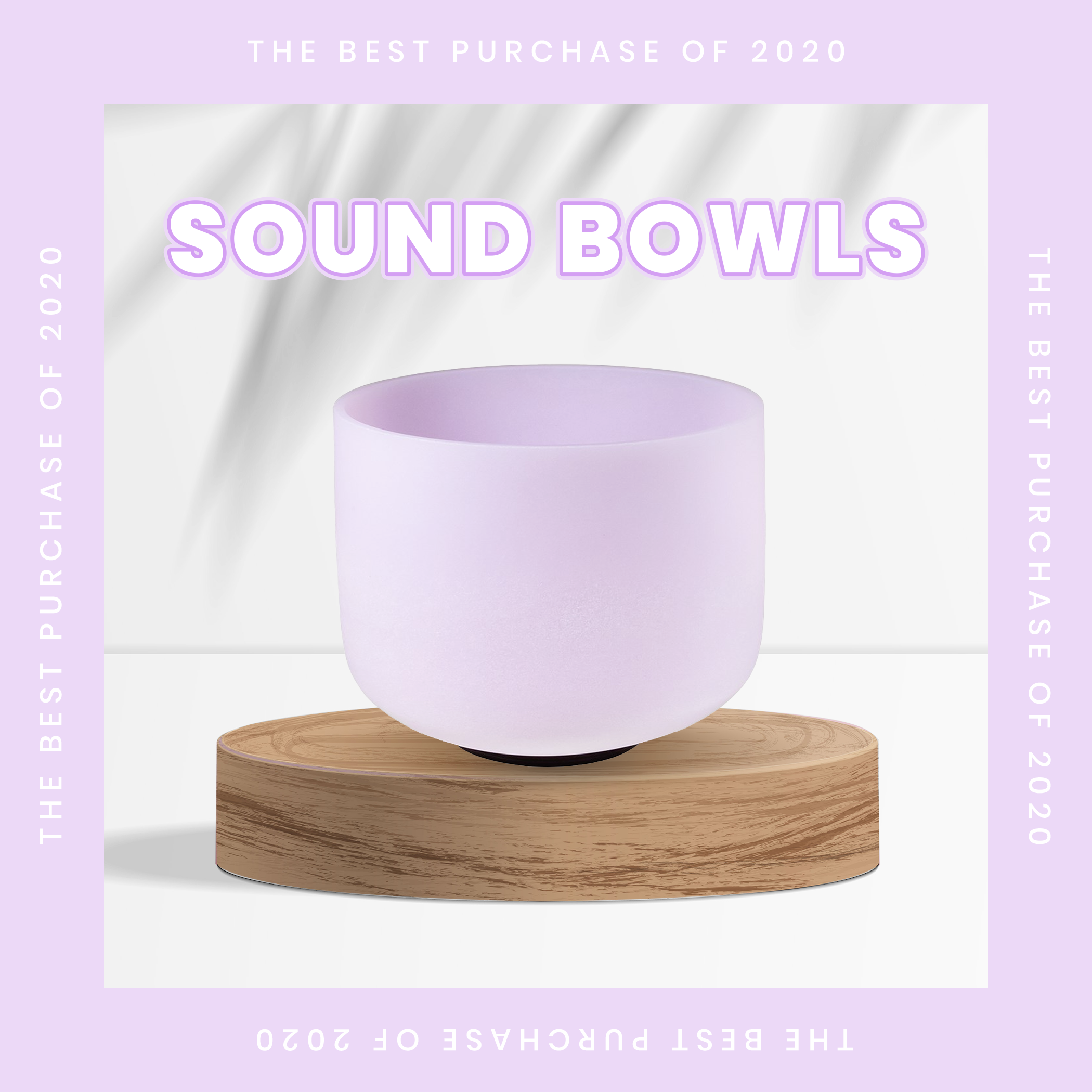 Sound Bowls: The Best Buy of 2020