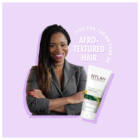 Tips For Taking Care of Afro-Textured Hair