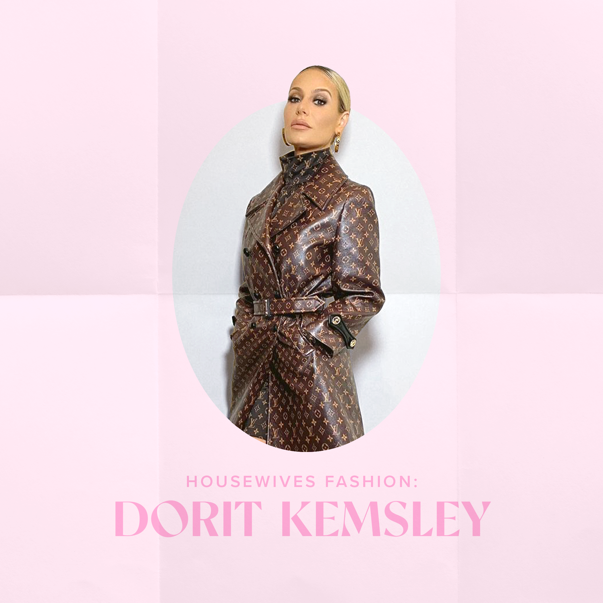 Dorit Kemsley In the spotlight: Housewife fashion