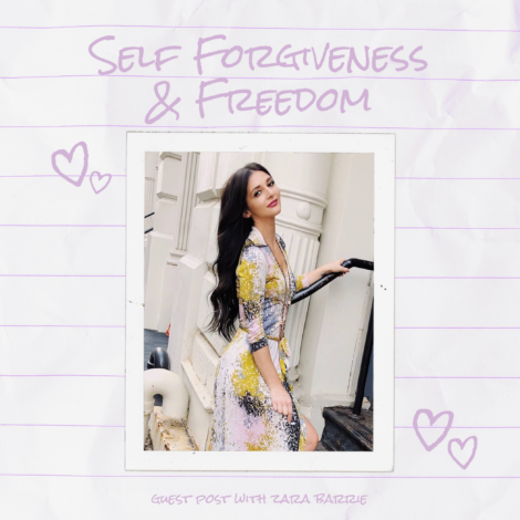 Self Forgiveness and Freedom