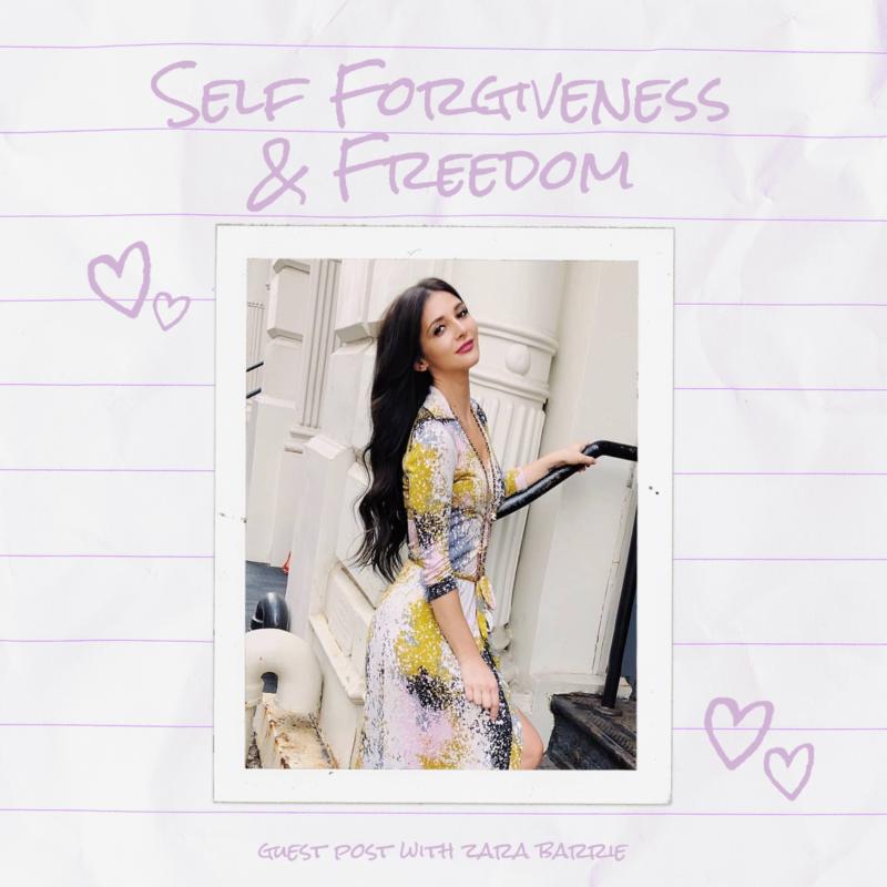Self Forgiveness and Freedom