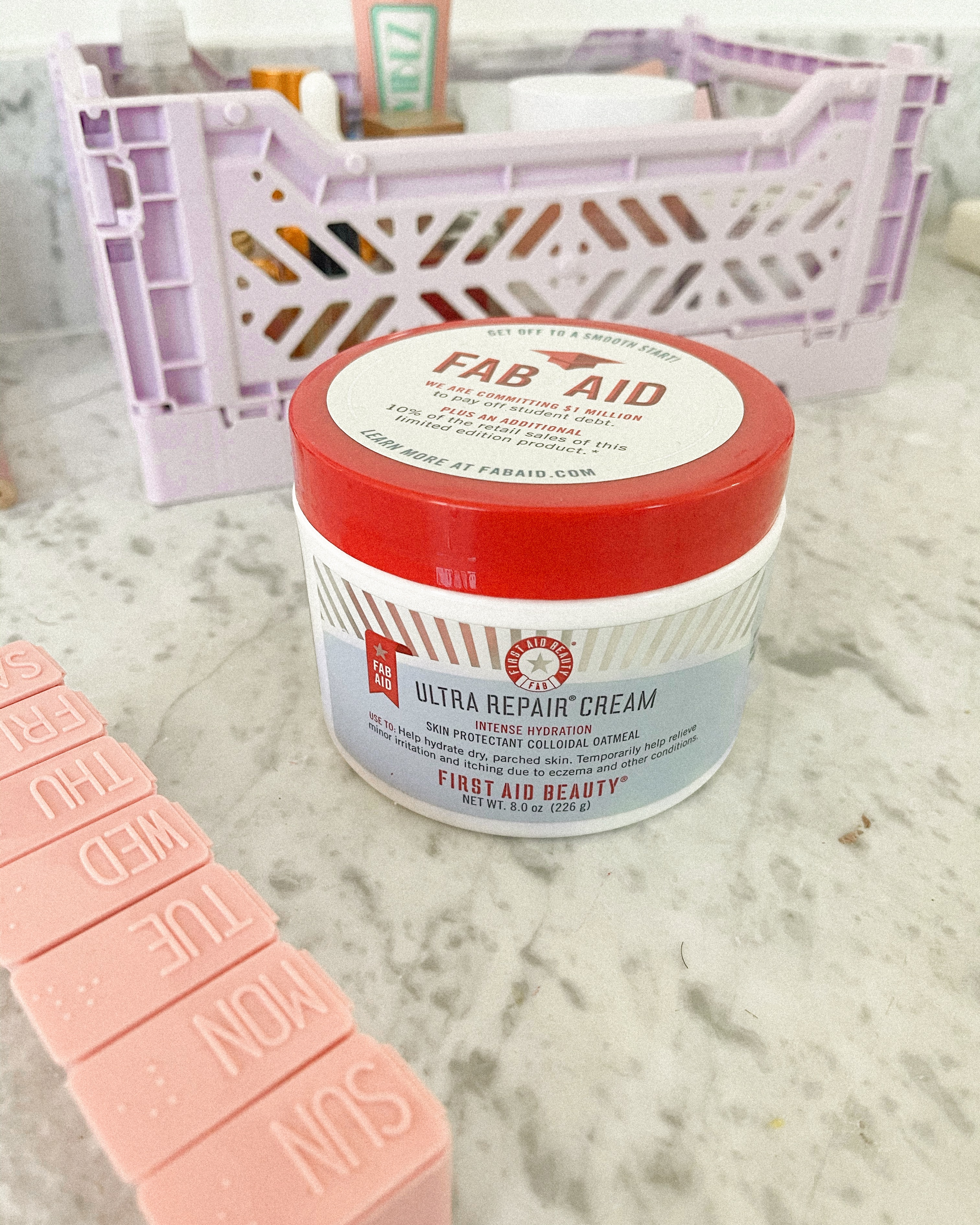 Lauryn's Latest 3 Favorite Things | First Aid Beauty Cream