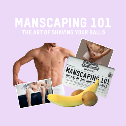 Manscaping 101: The Art of Shaving Your Balls