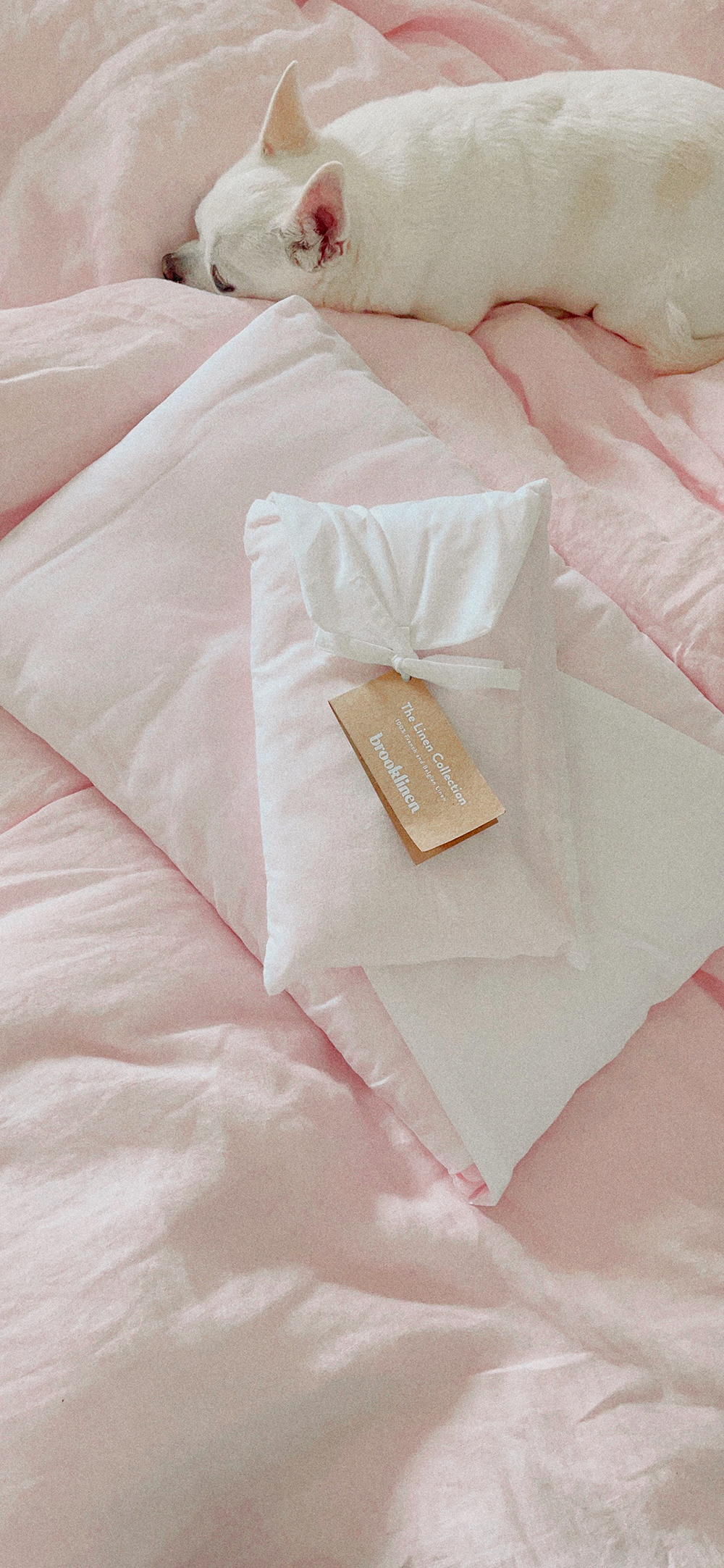 How To Create Your Own At-Home Sanctuary brooklinen