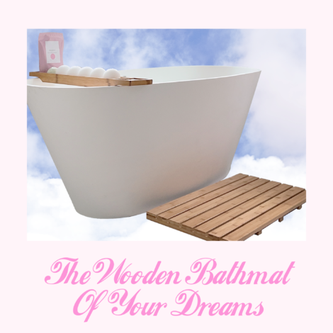 the skinny confidential bamboo bathmat