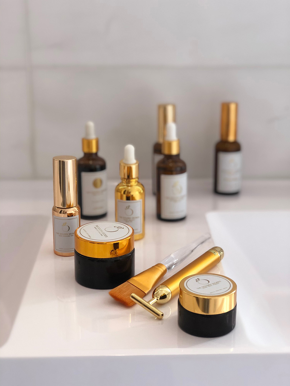 The Golden Secrets products