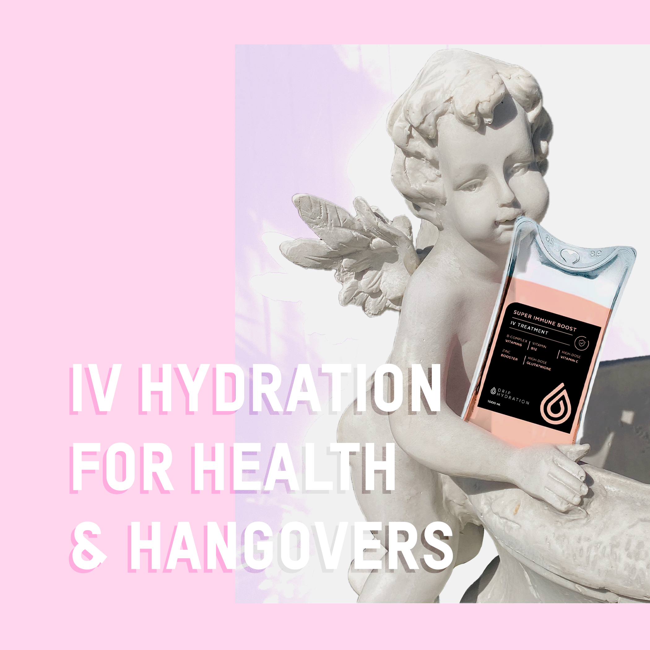 IV Hydration Therapy For Health & Hangovers