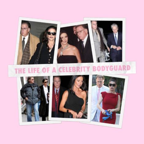 life of a celebrity bodyguard