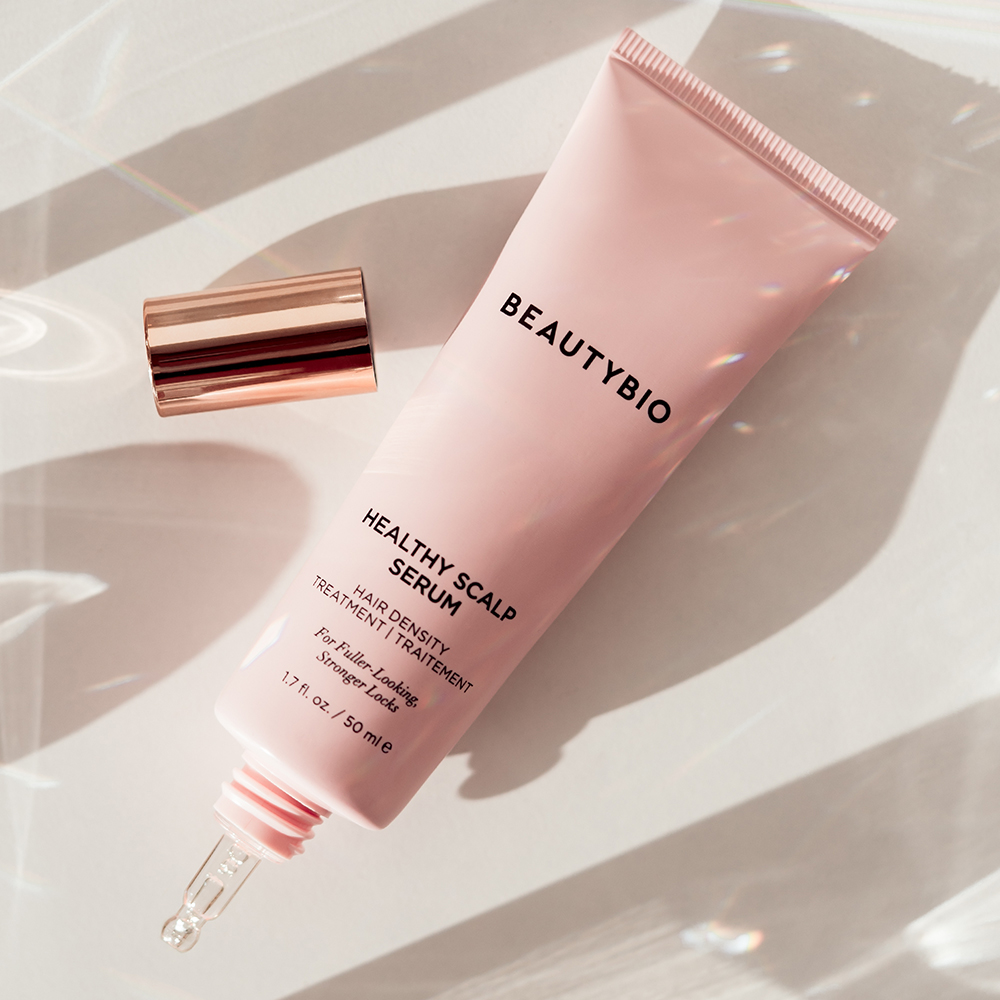 BeautyBio healthy scalp serum