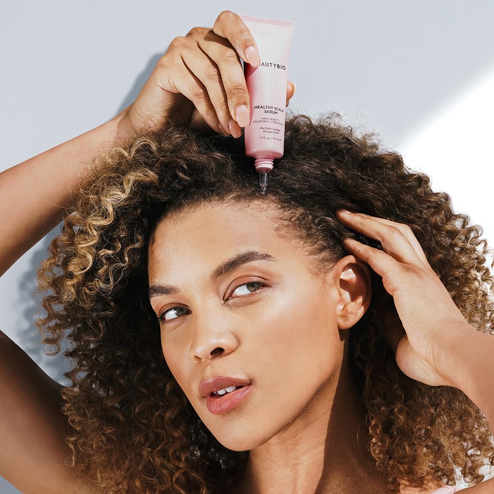 scalp serum for hair regrowth