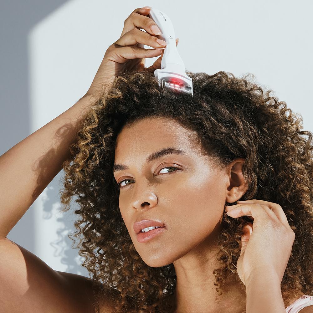 scalp microneedler