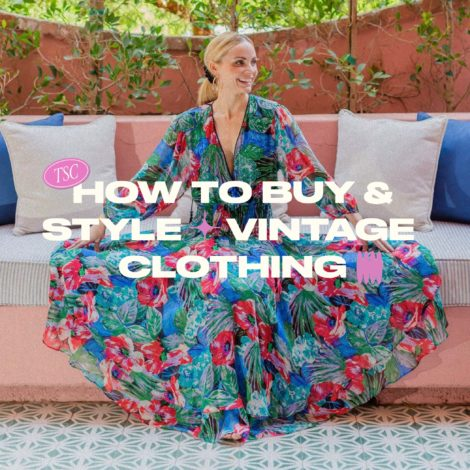 How To Buy & Style Vintage Clothing