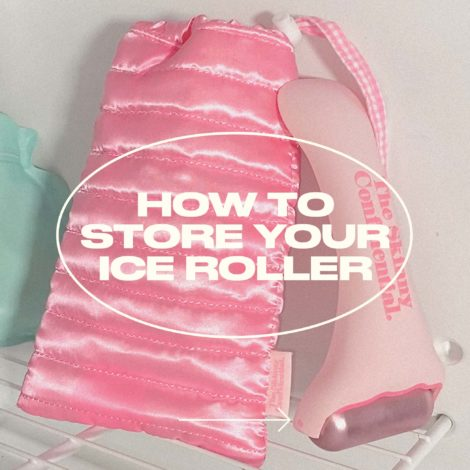 How To Store Your Ice Roller